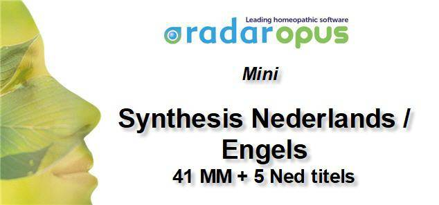 Mini: Volledige Synthesis Ned&Eng + 41 MMs (Eng) + 5 Ned titels