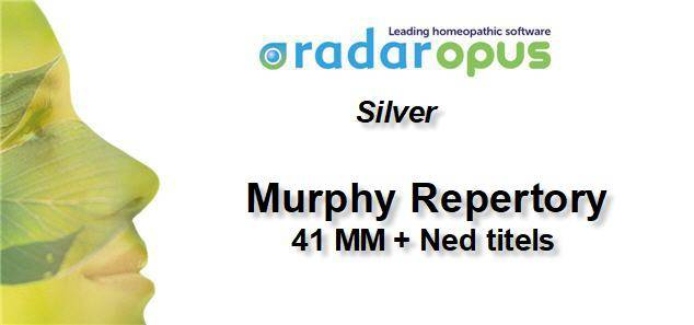 Silver: Murphy + 41 MM + 5 Ned titels