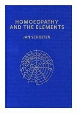 Scholten J.: Homeopathy and Elements (English)