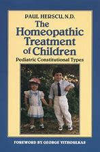 Herscu: Homeopathic treatment of Children (English)