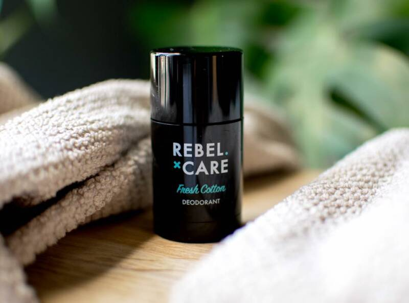 Rebel Care Deodorant