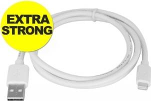 Extra Strong USB Datakabel 3M  6/6 Plus/5/5S/5C/IPad 4/IPad Air