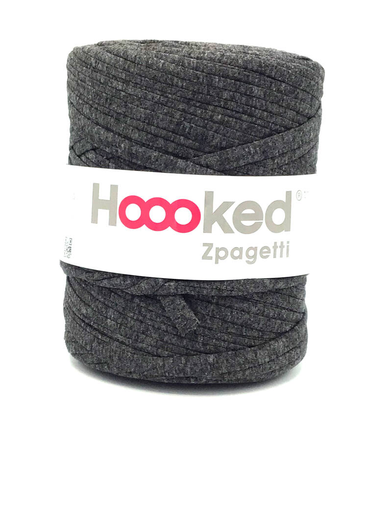 Hoooked Dark Grey