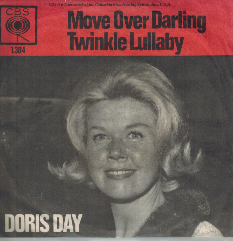 Doris Day | Single | Move over darling, Twinkle Lullaby
