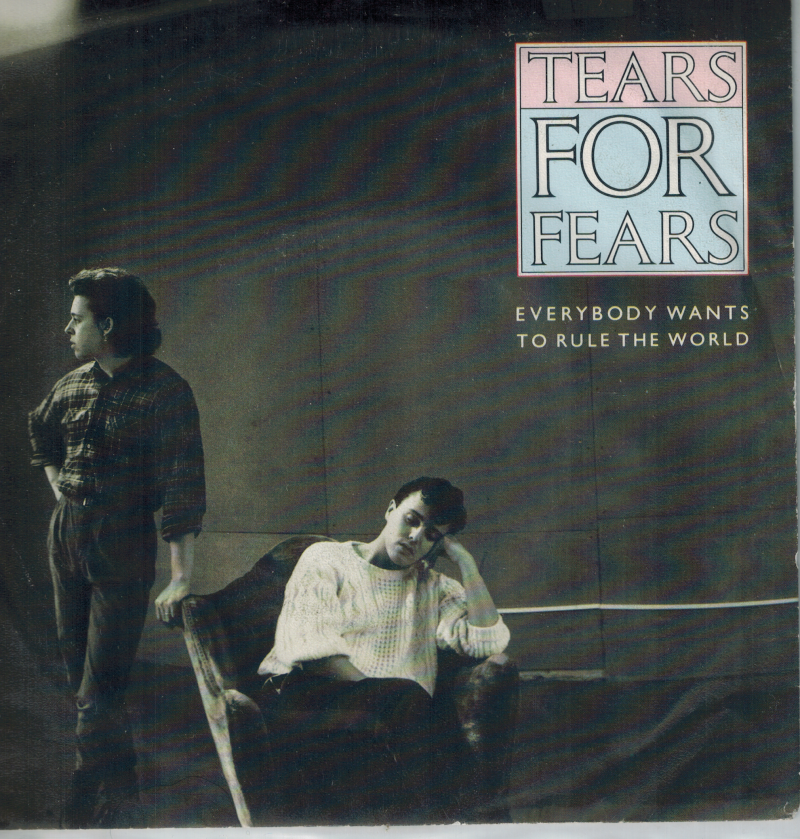 Tears for fears | Single | Everybody want's to rule the world, Pharaohs