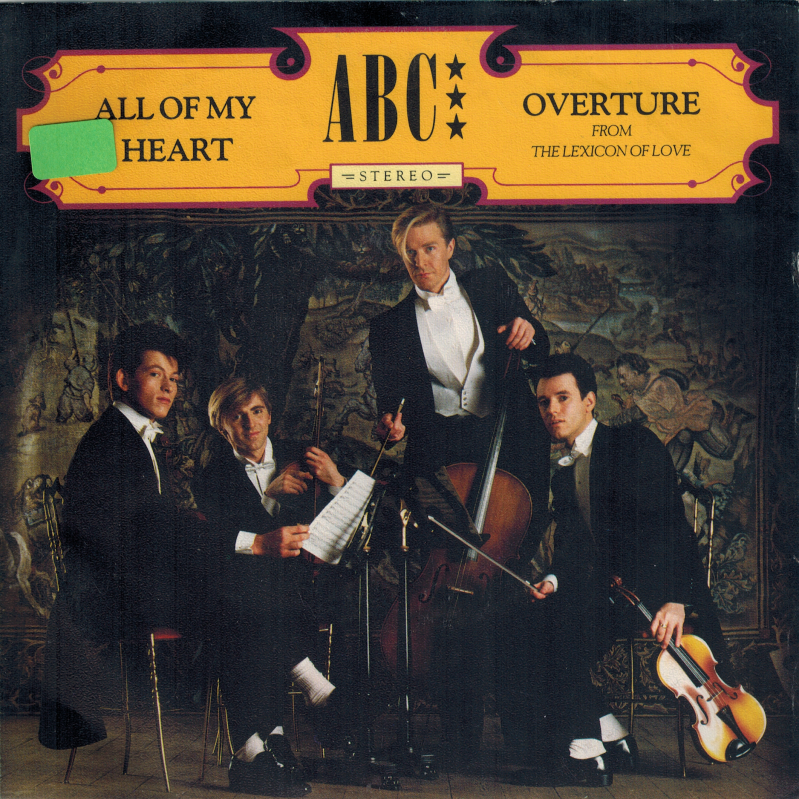 ABC | Single | All of my heart, Overture