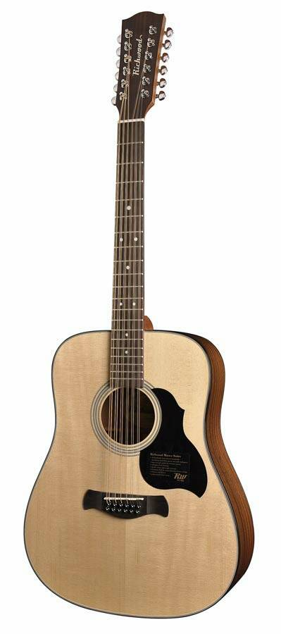 Richwood Master Series D4012 12 String Dreadnought