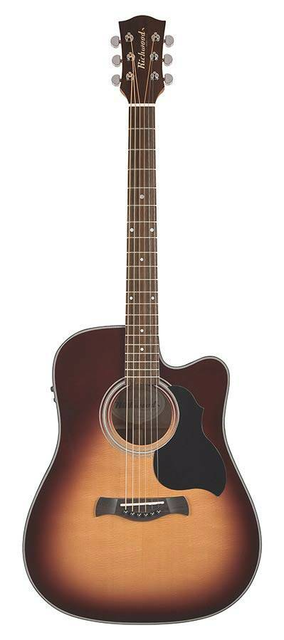 Richwood Master Series D40CESB Dreadnought CEQ