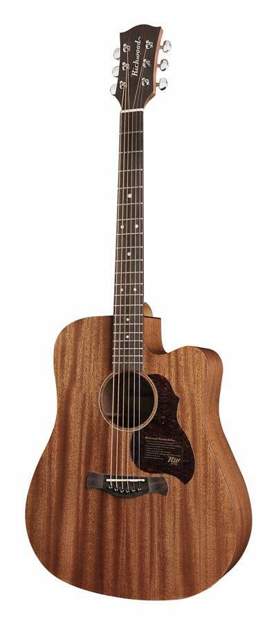 Richwood Master Series D50CE Dreadnought CEQ