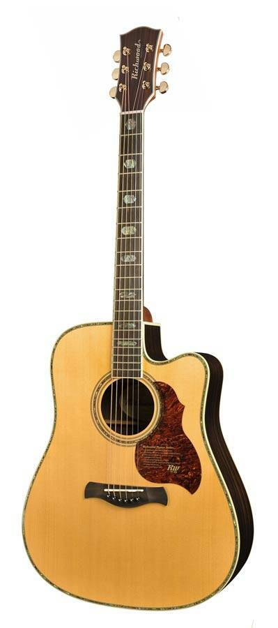 Richwood Master Series D70CEVA Dreadnought