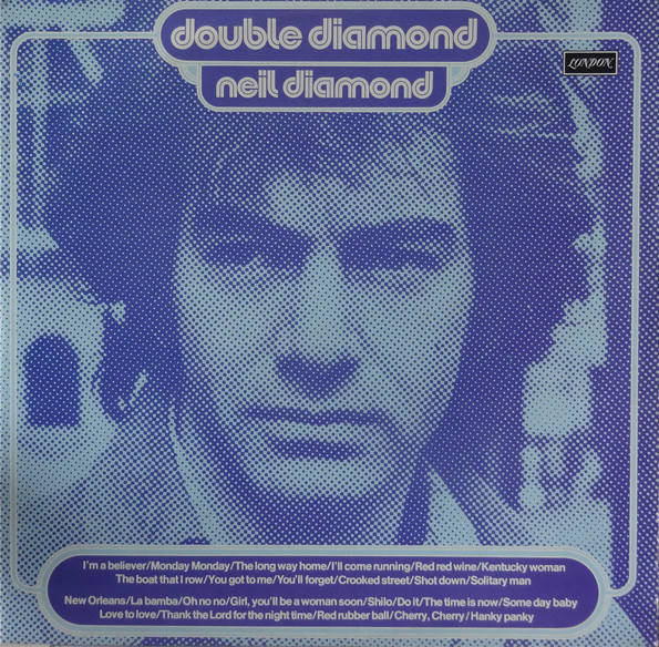 Neil Diamond - 5 LP Set