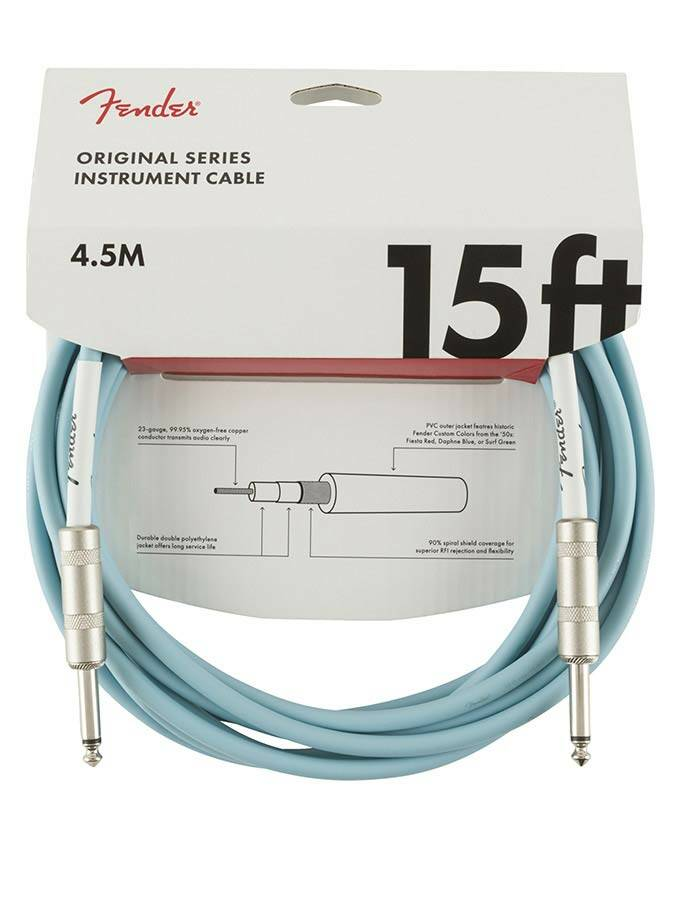 Fender Instrument Cable 4.5 meter
