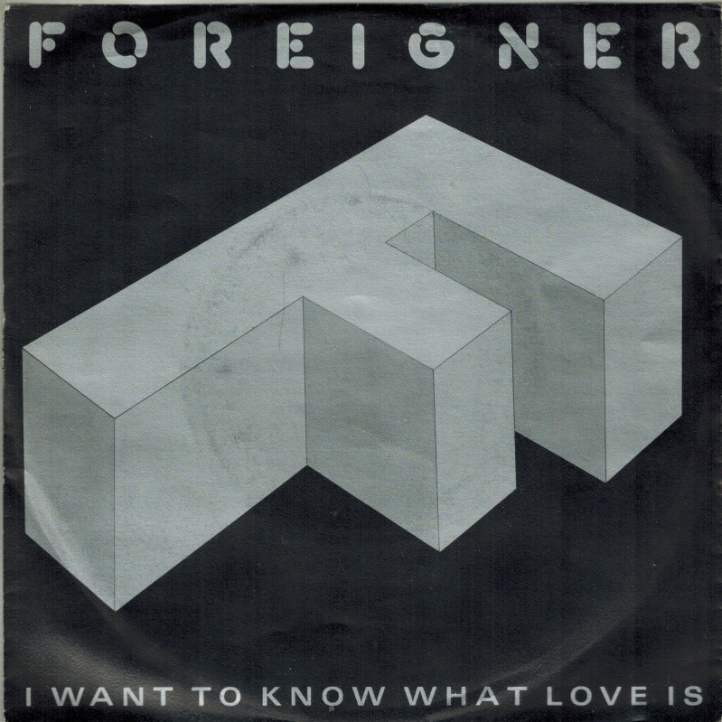 Foreigner | Single | I want to know what love is, Street Thunder