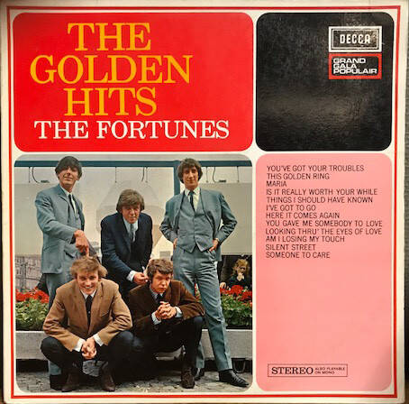the Fortunes | the Golden Hits