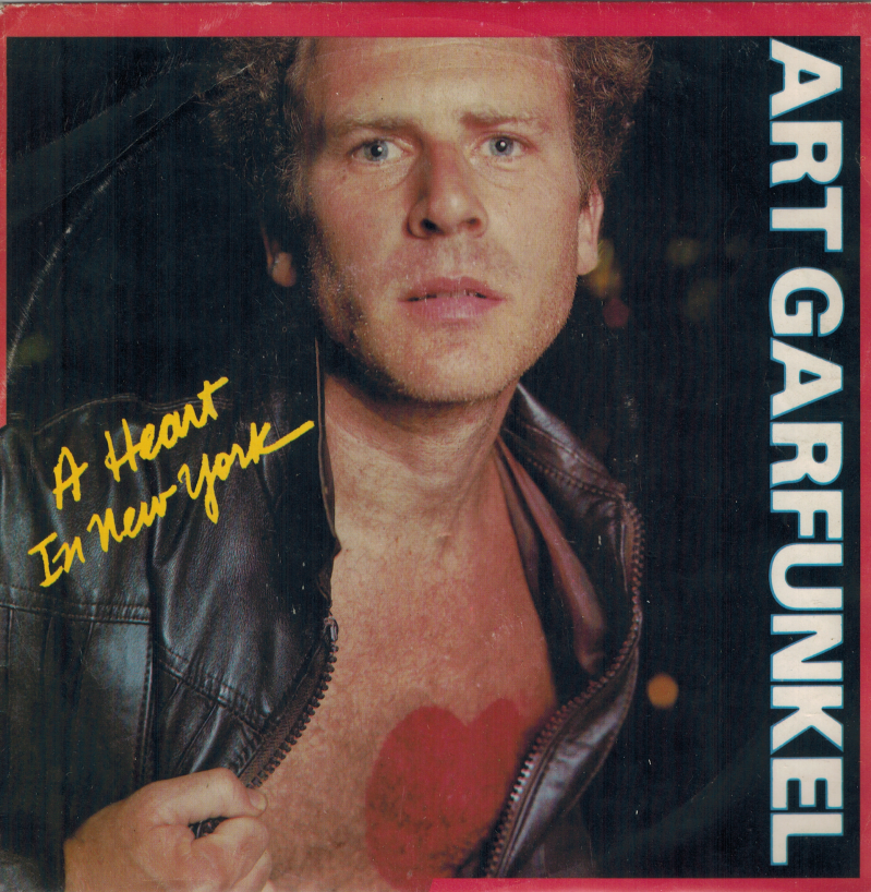 Art Garfunkel | Single | A heart In New York, Is this love