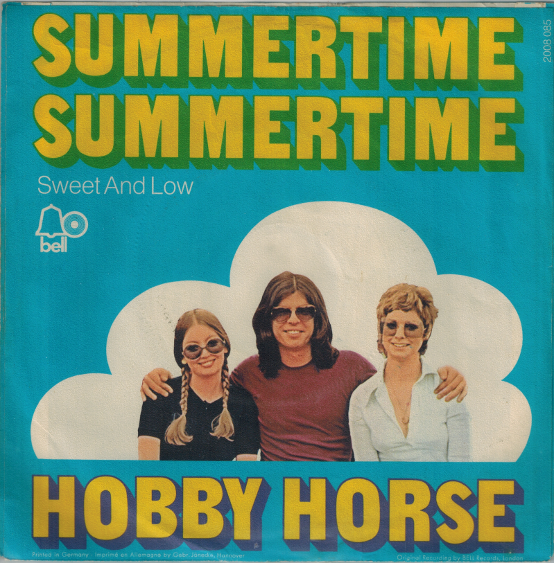Hobby Horse | Single | Sumertime, Sumertime, Sweet and low