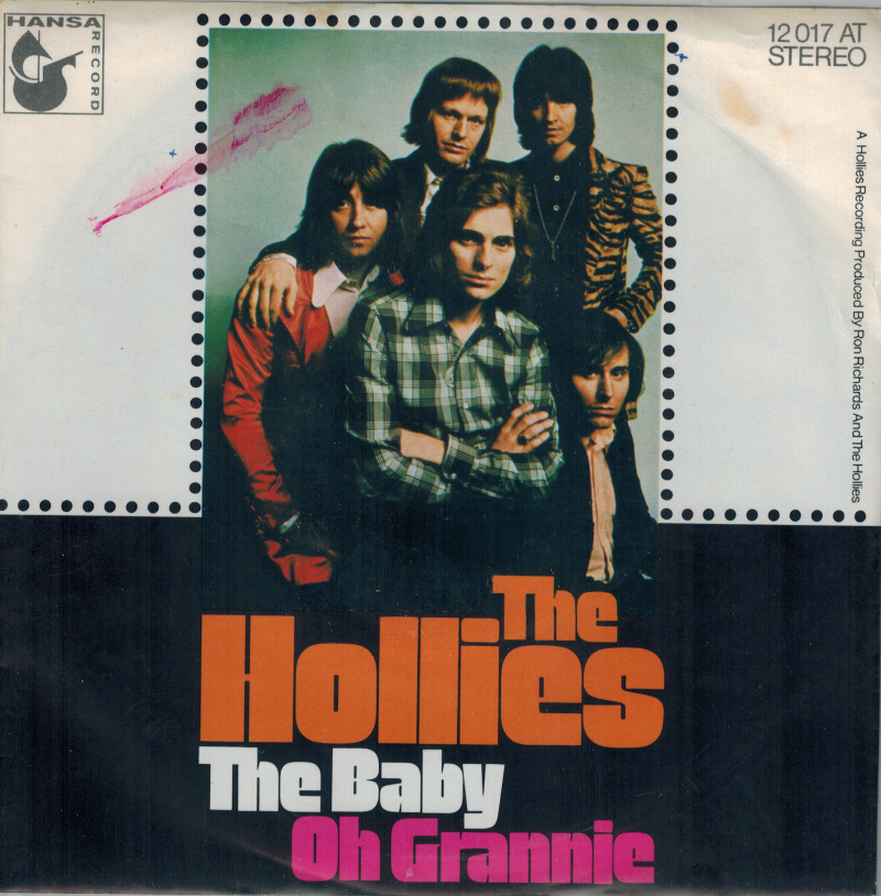 the Hollies | Single | The baby, Oh grannie