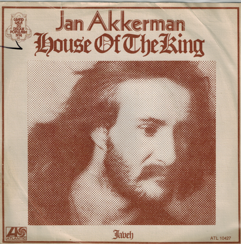 Jan Akkerman | Single | House of the king, Javeh