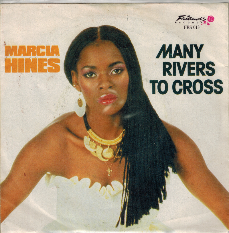 Marcia Hines | Single | Many rivers to cross, I like it with you