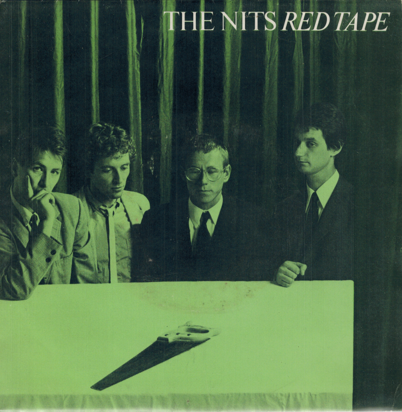 The Nits | Single | Red tape, Goodbeye Mr. Chips
