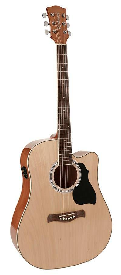 Richwood Artist Series RD12CE Naturel Westerngitaar EQ