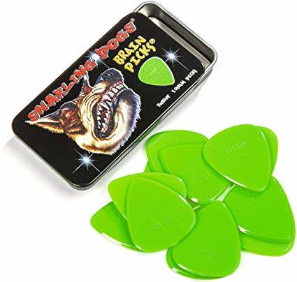 Snarling Dogs Brain Picks 12 Pack 0.53mm