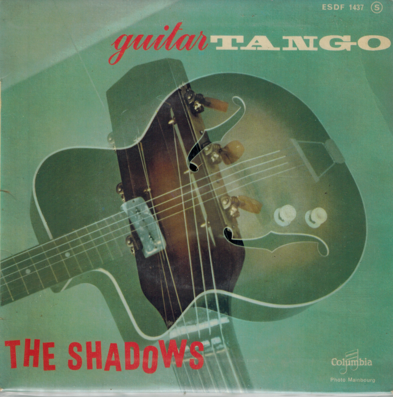 The Shadows | Single | Guitar tango, Some are lonely, Perfidia, Tales of a raggy tramline