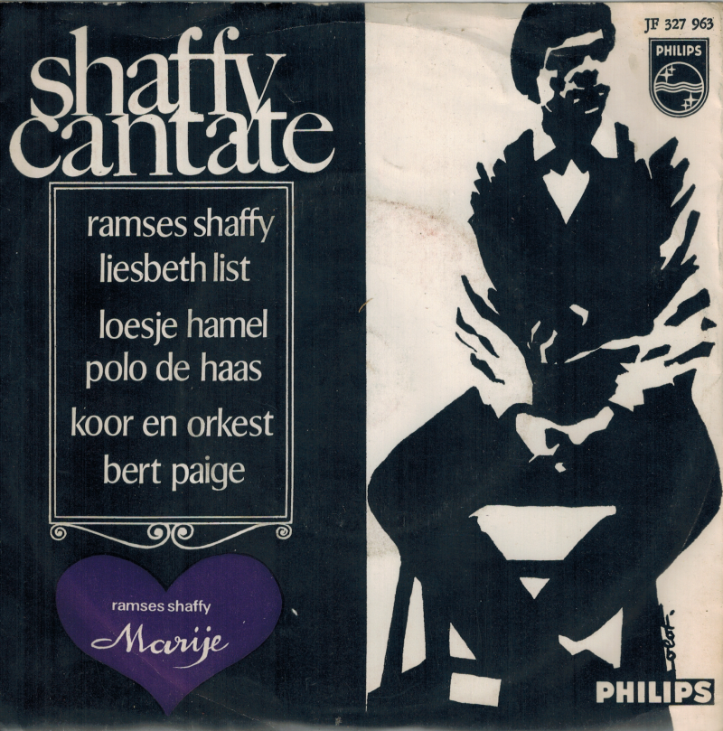 Ramses Shaffy | Single | Shaffy cantate, Marije