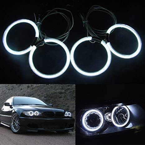 Angel Eyes Ringen Led Ccfl Voor E36, E39, E46