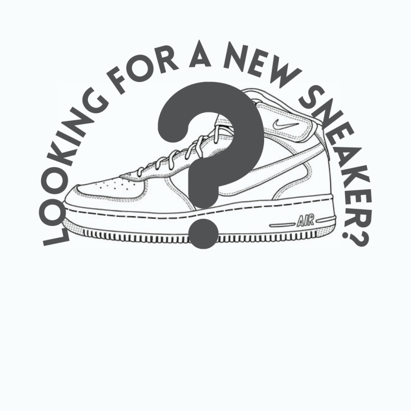 looking for a new sneaker?
