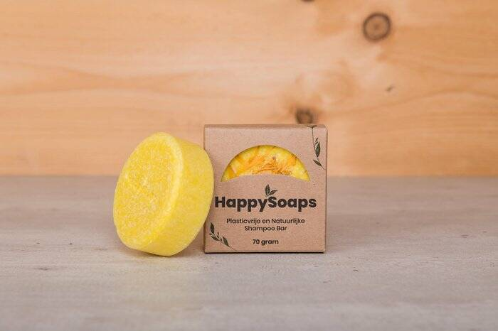 Chamonile Down & Carry On Shampoobar   Happy Soaps