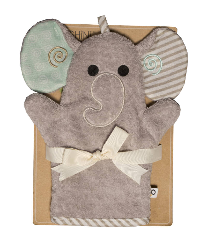 Washand Elli the Elephant | Zoocchini