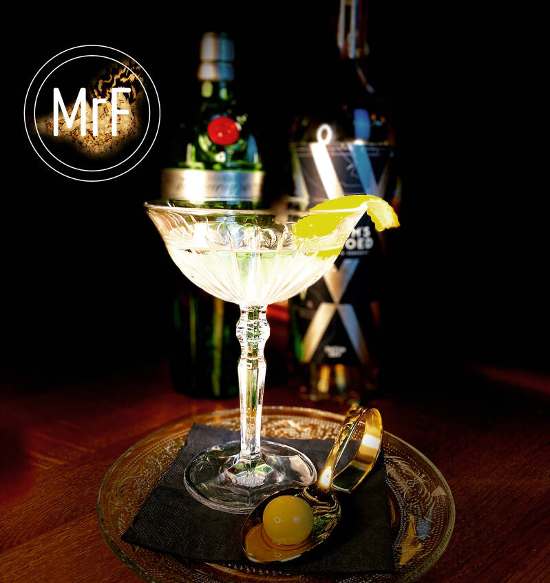 The Ultimate Dry Martini
