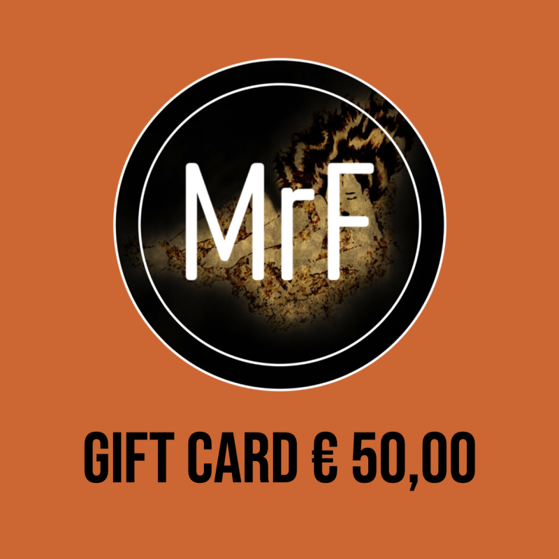 Giftcard € 50,00