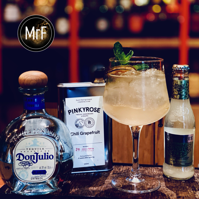 Mexican Spiked Mule