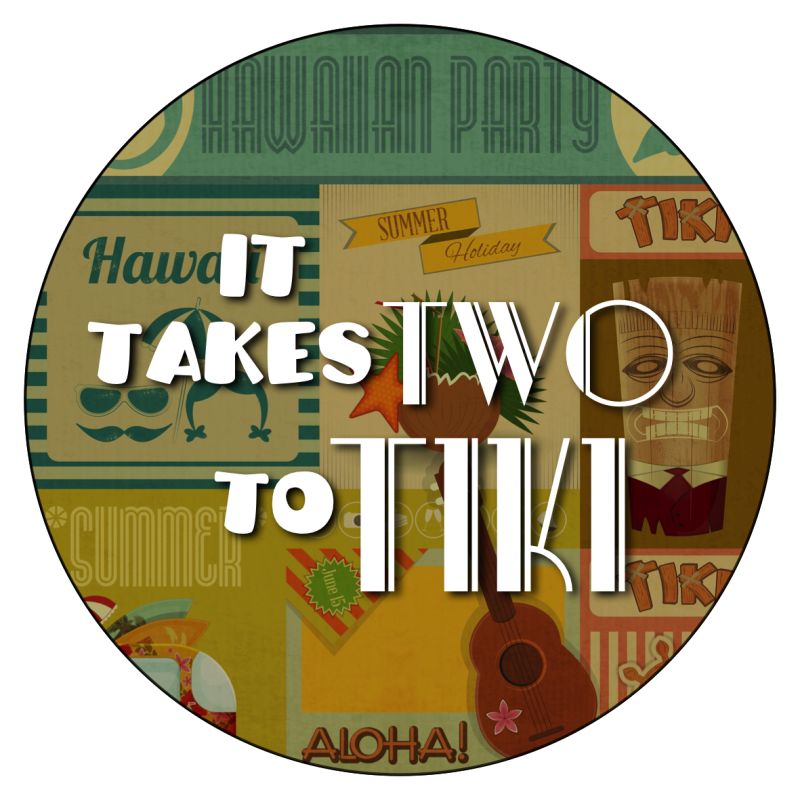 It Takes 2 to Tiki - flight