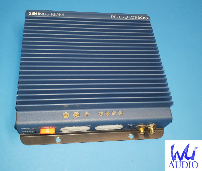 Soundstream REFERENCE 300 2 channel A/b amplifier