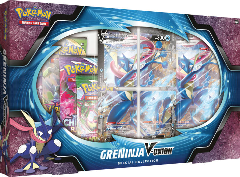 V-UNION Special Collection Greninja