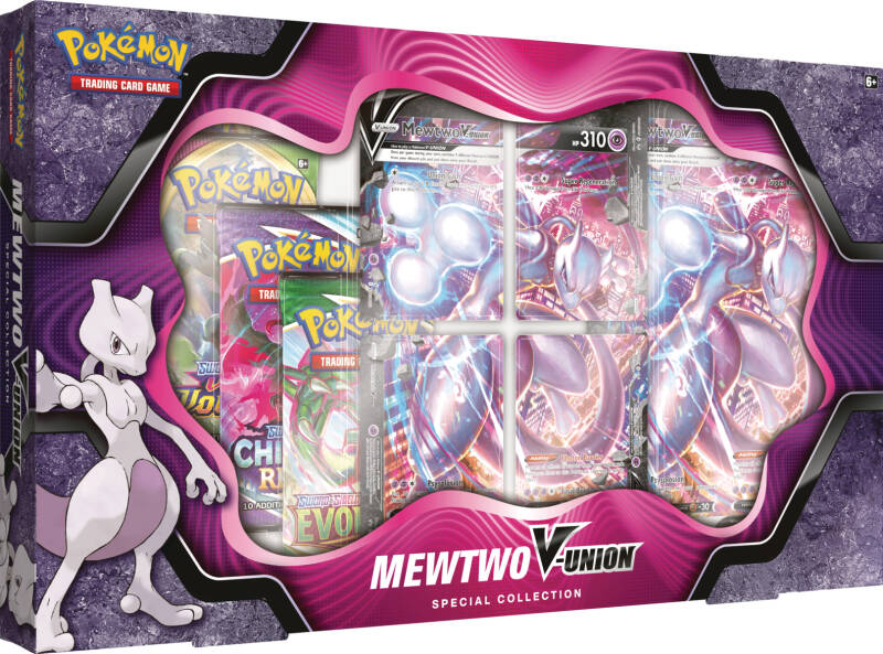 V-UNION Special Collection Mewtwo