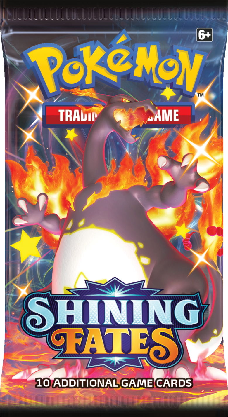 Shining Fates Boosterpack