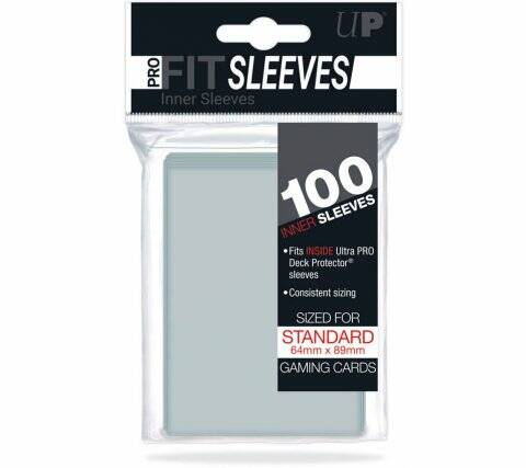 Ultra Pro Pro Fit Sleeves