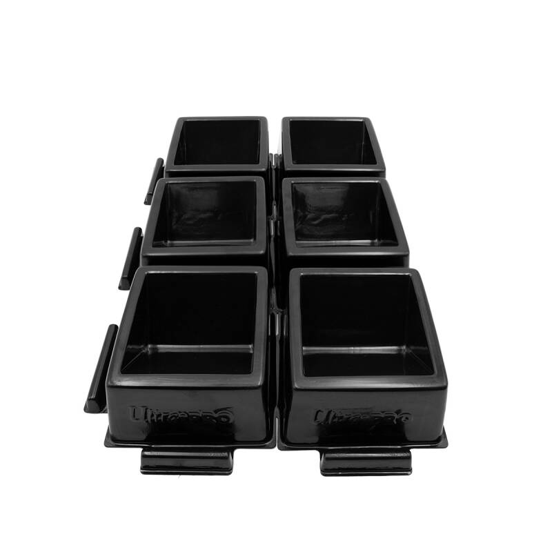 Ultra Pro - Toploader & ONE-TOUCH Single Compartment Sorting Trays - (6 stuks)