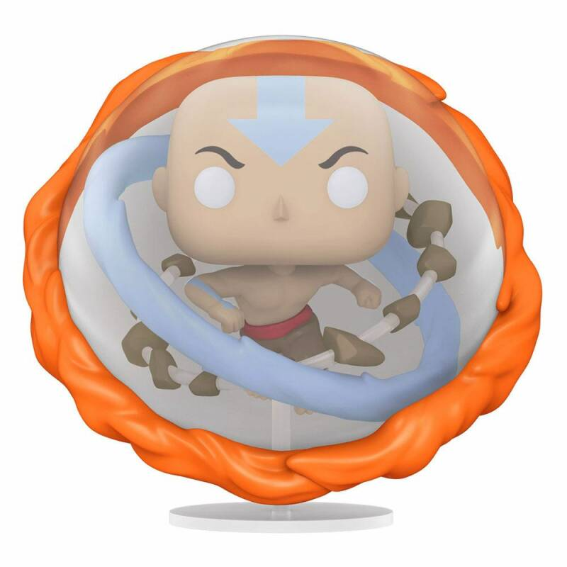 Funko Pop! - Avatar The Last Airbender - Aang All Elements 15 cm - 1000