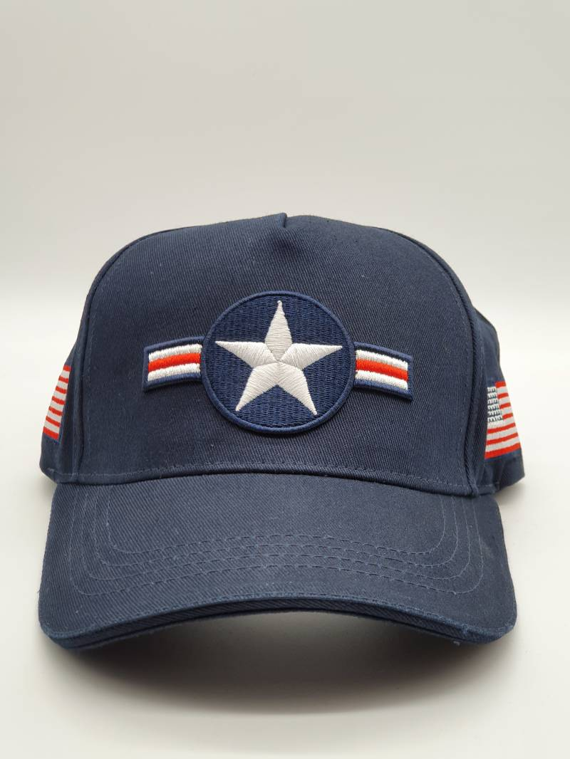 Cap US Air Force star