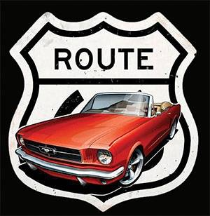 Route 66 mustang   (8)