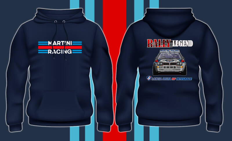 Hoody Lancia Martini Racing