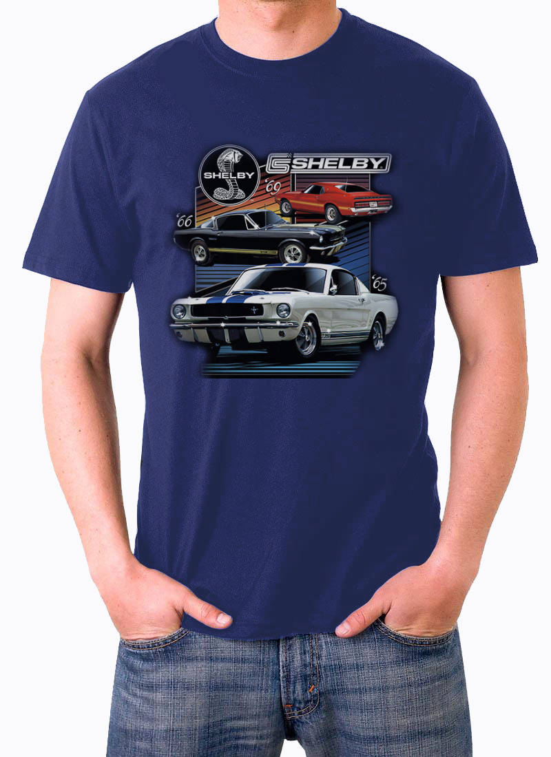 T shirt Ford Mustang Shelby