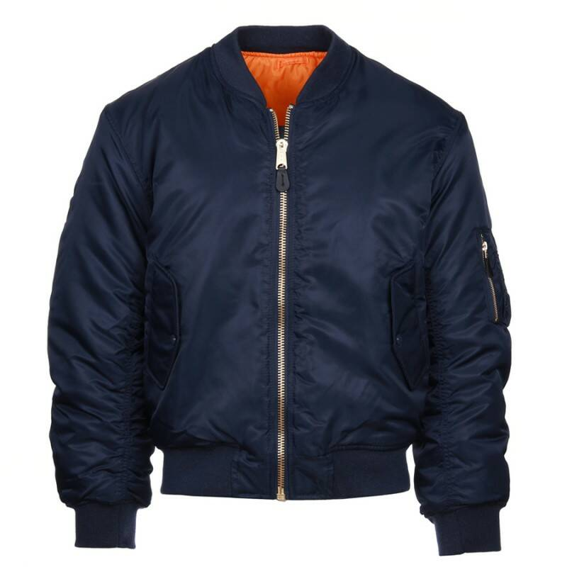 Bomber/Flight jacket blauw/blue