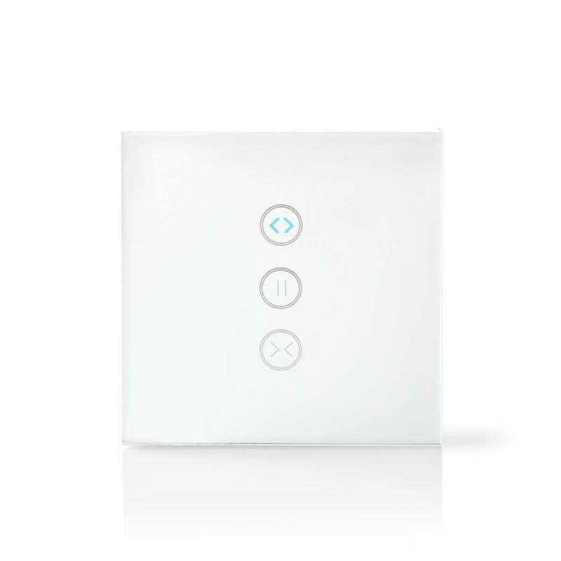 Smart WiFi Slimme rolluikschakelaar bedraad of via wifi | 52075