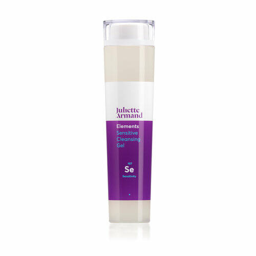 Sensitive cleansing gel